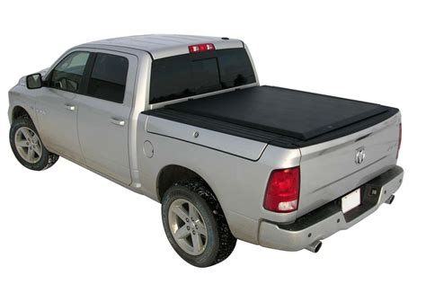 rambox bed access literider roll up tonneau cover fits 09 16 ram 5 7