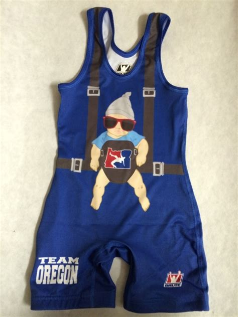 Singlet Armour Army team oregon gear