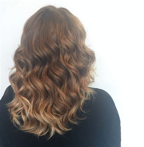 perm for shoulder length hair 20 pretty permed hairstyles popular haircuts