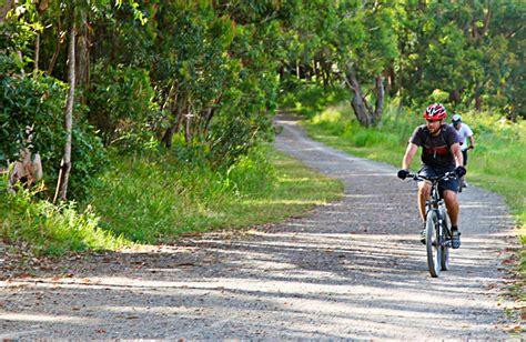 bike riding mountain biking trails nsw national parks