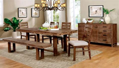 natural wood dining room table natural wood dining table set fa358 modern dining