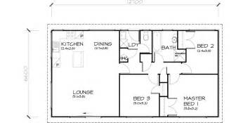 Three Bedroomed House Plan 3 Bedroom Transportable Homes Floor Plans