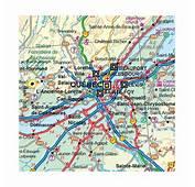 Carte Routi&232re Quebec Province