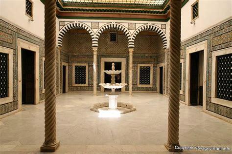 Patios Pictures Bardo Museum Fountain In An Arab Patio Tunisia