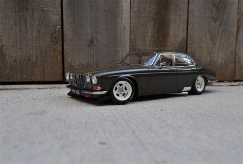 jaguar custom custom jaguar xj6 race car diecast international forum