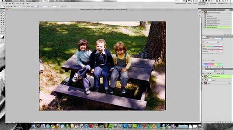 fotos antiguas para restaurar restaurar fotos antiguas con photoshop youtube