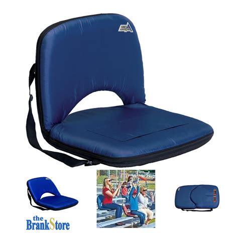 stadium bench seats folding bleacher seat portable stadium chair my pod seats