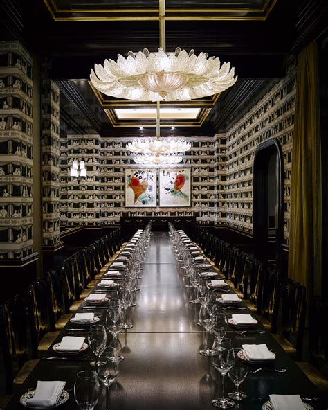 party time 18 outstanding new private dining spaces in wonderful nyc restaurants with private dining rooms