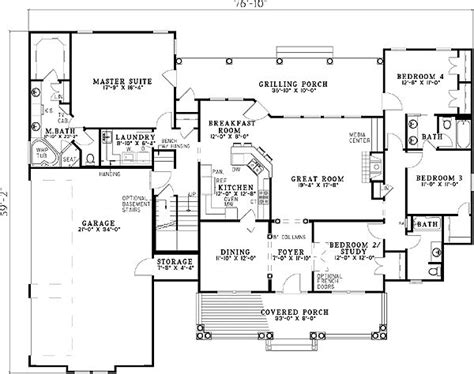 split floor plan split bedroom floor plans bukit