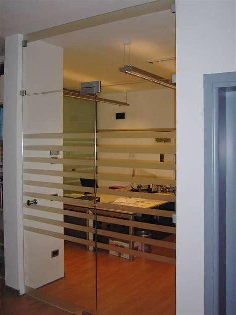 porte per uffici porte automatiche in vetro arco trento santoni