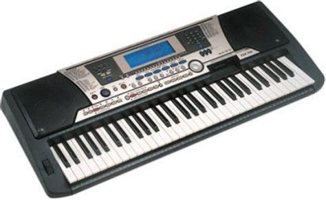 Keyboard Yamaha Standar yamaha psr 550 touch sensitive portable electronic