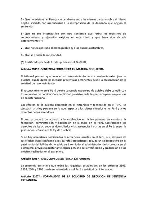 libros peruanos derecho newhairstylesformen2014com libro x derecho internacional privado