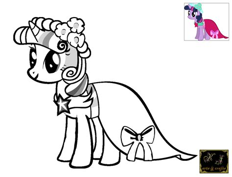 princess twilight sparkle alicorn coloring pages coloring
