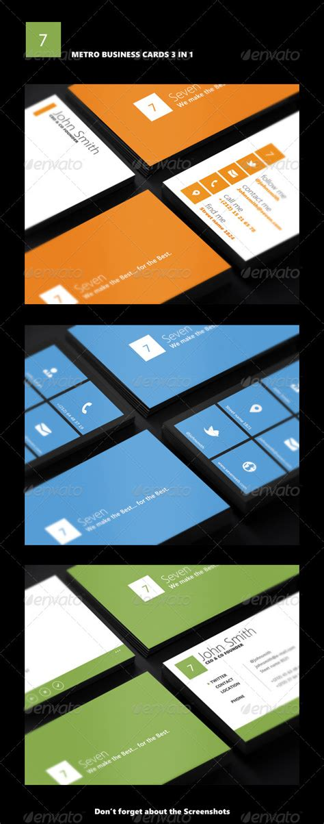 Metro Gift Card - metro business cards 3 in 1 print ad templates