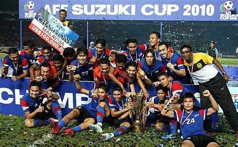 Aff Suzuki Malaysia Gambar Malaysia Juara Piala Aff Suzuki 2010 Jiwarosak