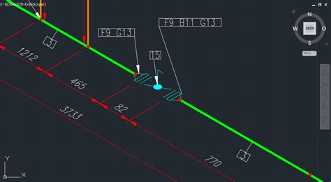 Drawing 90 Degree Autocad by Autocad Plant 3d Rotate The Isometric Valve Symbol By 90