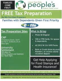 tax prep flyers english spanish chinese page 1 images