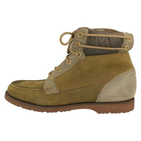 sebago boots mens mens sebago ankle boots style scout boot w ebay