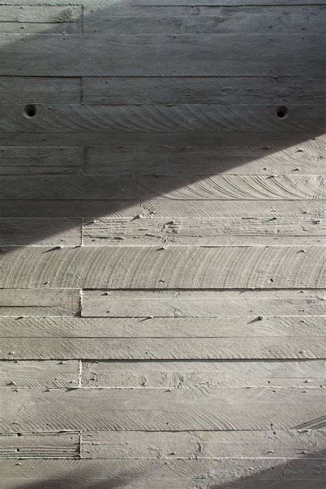 24 best Materials: Board Form Concrete images on Pinterest