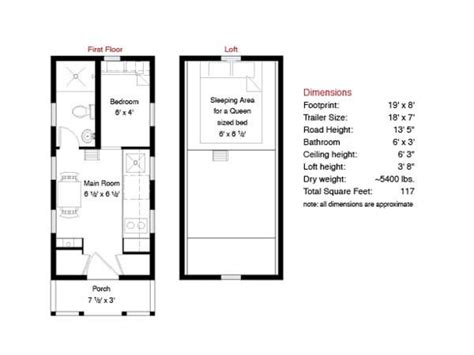 Tiny Homes 500 Sq Ft by Free Tiny House Floor Plans 500 Sq Ft Tiny House Floor