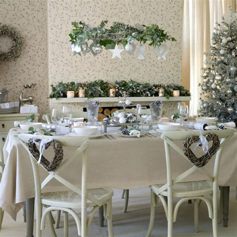 dining room table christmas decoration ideas dining room christmas decor ideas interiorholic com