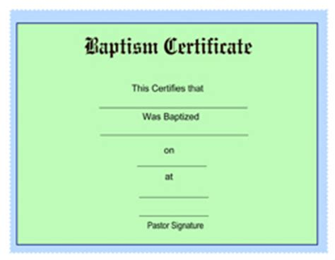 free printable baptism certificates templates christening template new calendar template site