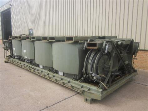 Fuel Rack Diesel Engine by Drops Flat Racks Pallet Fitted With Ubre Fuel System