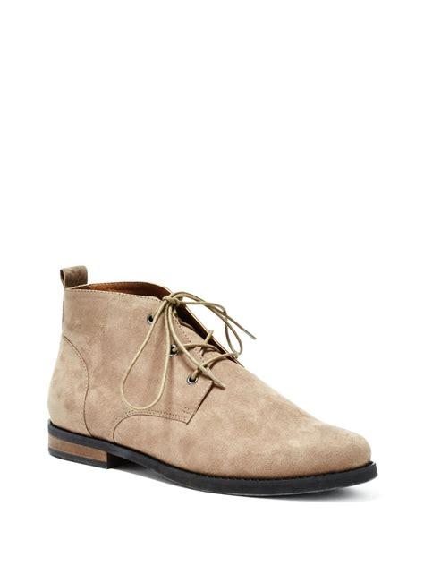 g by guess s wyatt desert boots ebay