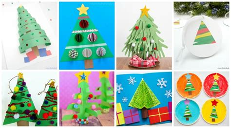xmas tree activity out of construction paper construction paper decorations www indiepedia org