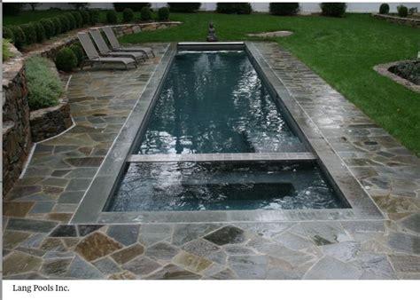 small lap pool 119 best geometric pools images on pinterest arquitetura