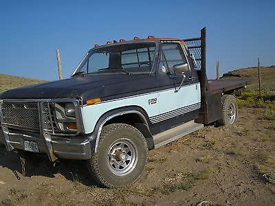how cars engines work 1985 ford f series navigation system 1985 ford f250 cars for sale