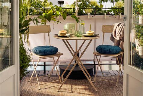 arredamento da esterno ikea tavoli e sedie da giardino esterni ikea