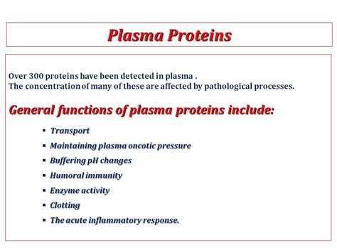 3 proteins in the protein electrophoresis ppt