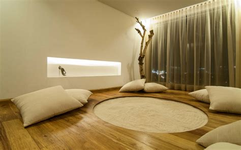 zen spaces peaceful chic meditation rooms