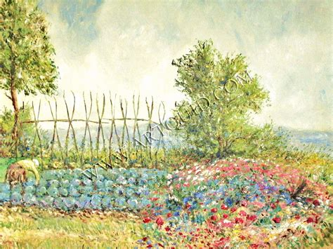 garden arts nursery paintings the vegetable garden page 1170 modern and