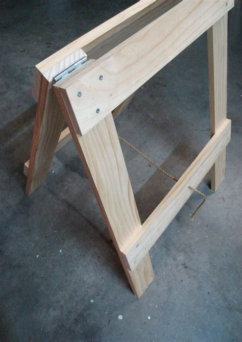 diy trestle table legs step 6 diy crafts