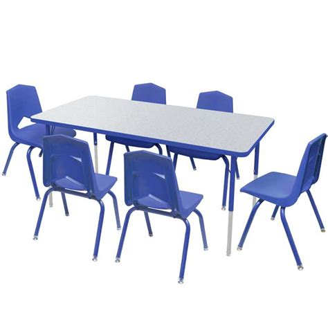 Preschool Tables And Chairs by Preschool Table And Chair Set Marceladick