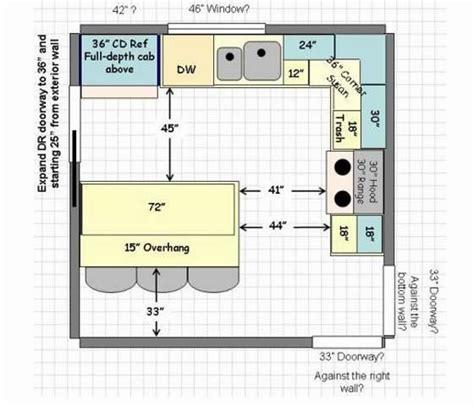 12x12 Kitchen Floor Plans   Decor IdeasDecor Ideas