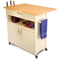 kitchen carts islands utility tables drop leaf kitchen utility cart w wheels and 50 similar items