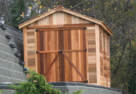 Spacemaker Sheds by Outdoor Living 8 X12 Spacemaker Storage Shed