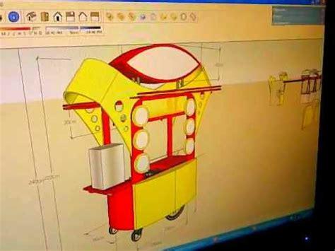 aplikasi desain gerobak gerobak kebab turki by rombongku 3gp youtube