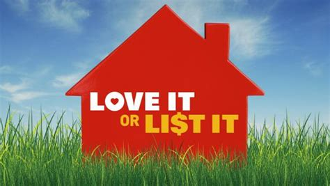 Love It Or List It Sweepstakes - love it or list it hgtv