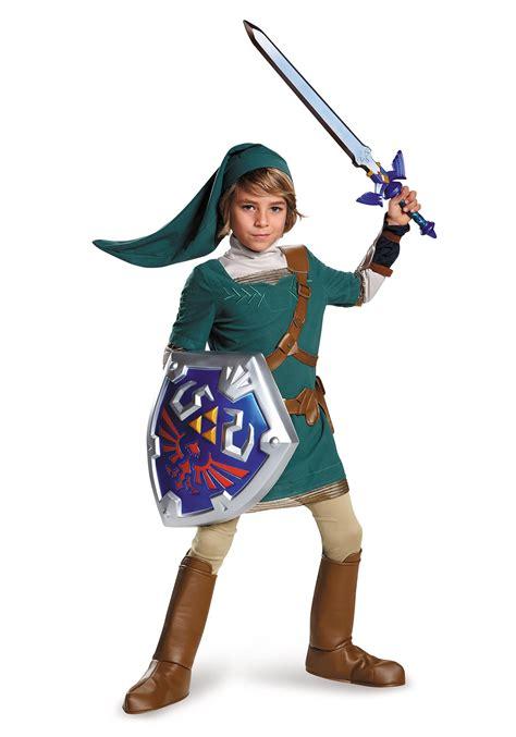 child link prestige costume child link prestige costume