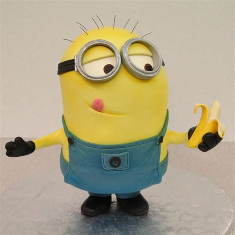 imagenes de minions tiernos minion cakes decoration ideas little birthday cakes