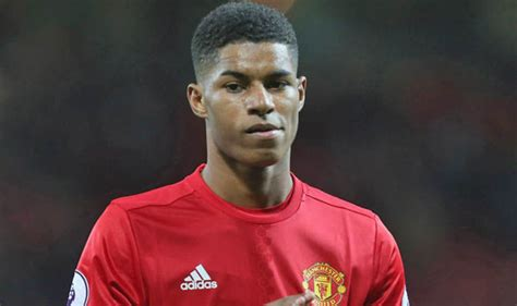 Hairdryer Treatment rashford united given hairdryer treatment