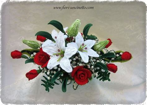fiori fatti a uncinetto 1000 idee su fiori fatti all uncinetto su