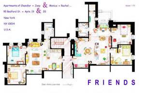 friends floor plan meet the man who makes a living modeling tv apartments