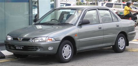 Proton Malaysia by Malaysia 2000 2003 Proton Wira Reigns Best Selling Cars