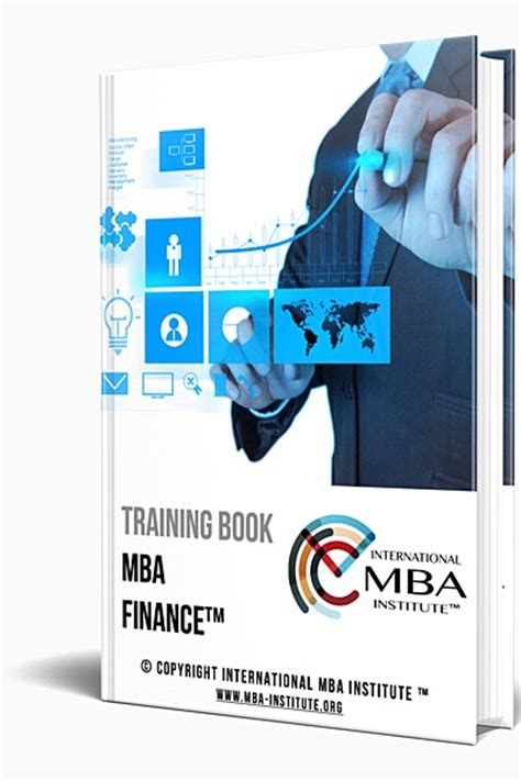 Mba Course Books Pdf by Mba Finance Degree International Mba Institute