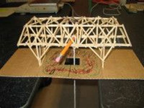 toothpick bridge templates 1000 images about math class project on